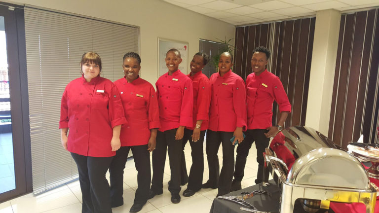 Country Fresh Catering Team