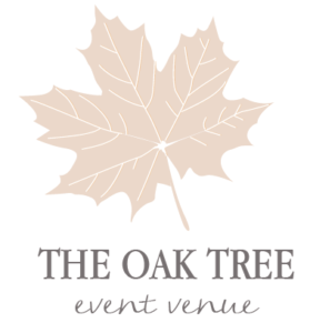 Oak Tree Event Venue Logo